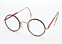 Berkshire Chase Eyeglasses English Round