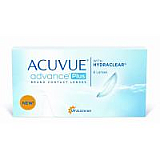 ACUVUE Advance Plus 6 Pack