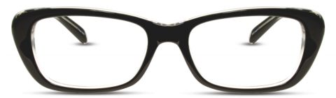 Cinzia Black Eyeglasses CB-11