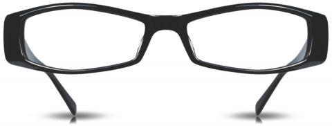 Cinzia Black Eyeglasses CB-04