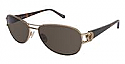 Lulu Guinness Sunglasses L500