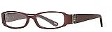 Carmen Marc Valvo Eyeglasses Viviana