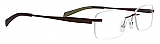 Totally Rimless Eyeglasses TR 162