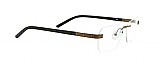 Totally Rimless Eyeglasses TR 167