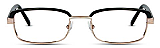 Michael Ryen Eyeglasses MR-154