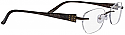 Totally Rimless Eyeglasses TR 165