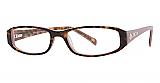 Daisy Fuentes Eyeglasses Natalie