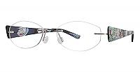 Ed Hardy Eyeglasses EHL818