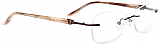 Totally Rimless Eyeglasses TR 159