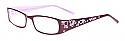 Lipstick Eyeglasses Admirer