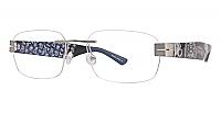 Ed Hardy Eyeglasses EHL823
