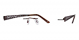 Invincilites By Zyloware Eyeglasses Zeta C Chassis Only