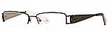 Carmen Marc Valvo Eyeglasses Elena