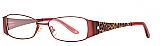 Carmen Marc Valvo Eyeglasses Delilah