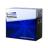 Purevision By Bausch & Lomb