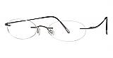 Invincilites By Zyloware Eyeglasses Beta Natural Assembled