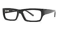 Cinzia Black Eyeglasses CB-17