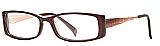 Carmen Marc Valvo Eyeglasses Adriel