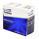 Purevision Multifocal By Bausch & Lomb