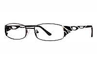 Modern Art Eyeglasses A312