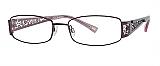 Daisy Fuentes Eyeglasses Viviana