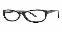 Cinzia Black Eyeglasses CB-18