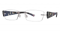 Ed Hardy Eyeglasses EHL815