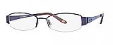 Daisy Fuentes Eyeglasses Paulina