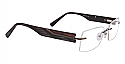 Totally Rimless Eyeglasses TR 174