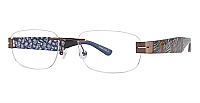 Ed Hardy Eyeglasses EHL824