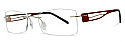 Wall Street Eyeglasses 711