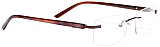 Totally Rimless Eyeglasses TR 160