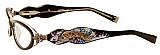 Ed Hardy Eyeglasses EHO709