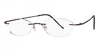 Casino Stainless Steel Eyeglasses SS121