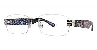 Ed Hardy Eyeglasses EHL822