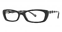 Cinzia Black Eyeglasses CB-20