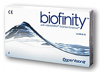 Biofinity EW By Cooper Vision