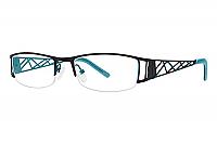 Modern Art Eyeglasses A315