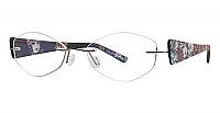 Ed Hardy Eyeglasses EHL819