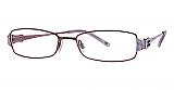 Daisy Fuentes Eyeglasses Lourdes