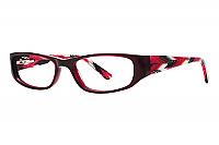 Modern Art Eyeglasses A316