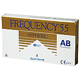 Frequency 55 Aspheric By Cooper Vision