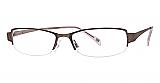 Daisy Fuentes Eyeglasses Clarisa