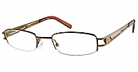 Caravelle by Bulova Eyeglasses Beltline