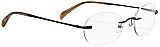 Totally Rimless Eyeglasses TR 154