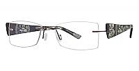 Ed Hardy Eyeglasses EHL814